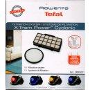 Rowenta Tefal Filter Set ZR006001 X-TREM Power Cyclonic...