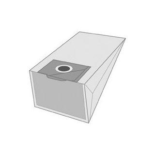 daniplus© 109 / 20 Papier Staubsaugerbeutel passend für Rowenta ZR-76, Fakir / ZR76