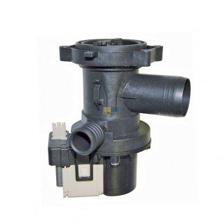 daniplus© Ablaufpumpe, Pumpe Waschmaschine passend für Whirlpool Bauknecht 480111100786, 480111101014