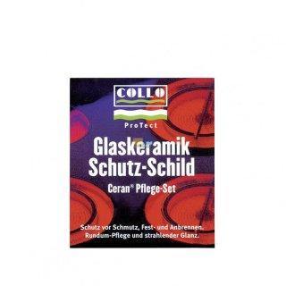 COLLO - ProTect Glaskeramik Schutz-Schild - Pflege-Set, Reinigungsset