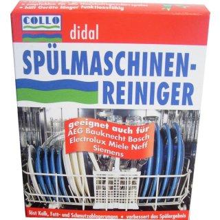 COLLO - didal Spülmaschinen-Reiniger - 200 Gramm