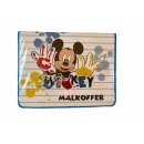 Disney Mickey Mouse Malkoffer 25-teilig, Wachsmalkreide,...