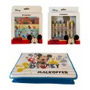 Disney Mickey Mouse Posterbox 22 teilig, Stickerset...
