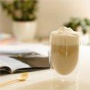 Scanpart Thermo Cappuccino Gläser 2 Stück 30cl,...