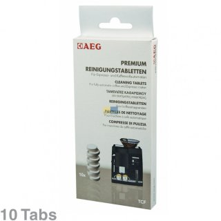 AEG Electrolux TCF Reinigungstabletten 950078803 für Espresso- und Kaffeevollautomaten