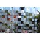 Statische Fensterfolie - JOY static Dekorfolie - Blocks -...