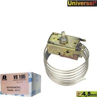 Ranco Thermostat für Gefrierschränke K54H1404 VS105