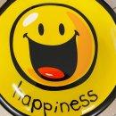 Sitzhocker mit Smiley Happiness Stuhl - Hocker