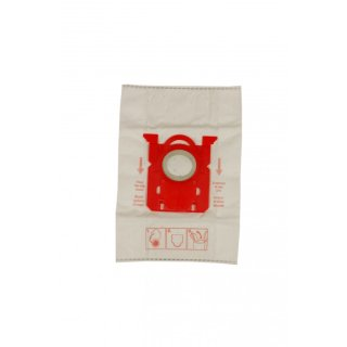 daniplus© 122 / 20 Vlies Staubsaugerbeutel HyperfiltPlus® passend für AEG E200, E200B, Philips FC8021