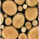 Klebefolie - Möbelfolie Holz Dekorfolie 45 cm x 200...