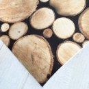 Klebefolie - Möbelfolie Holz  45 cm x 1500 cm - 15...