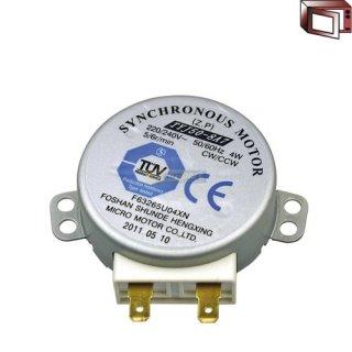 Drehteller-Motor TYJ50-8A7 für Bosch, Siemens, Neff Mikrowelle 5/6rpm - Teile-Nr.: 602110