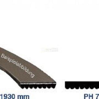 Trockner Keilrippenriemen Antriebsriemen 1930PH7 für AEG Bosch Siemens 096426 Electrolux 899647070060