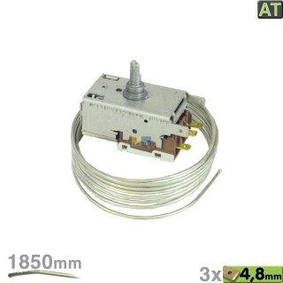 Thermostat K57L5861 / A110094 für Kühlschränke von Liebherr 6151172, Miele 5147960, 5147961