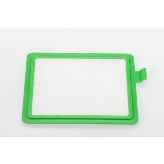 Micro-Filter passend für Philips FC8031, AEG System Pro, Electrolux EF17, Volta