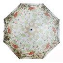 Regenschirm - Stockschirm - Schmetterlinge Blumenwiese...
