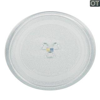 Candy / Hoover Glas Drehteller für Mikrowellen - 24,5cm Durchmesser - Nr.: 49008516