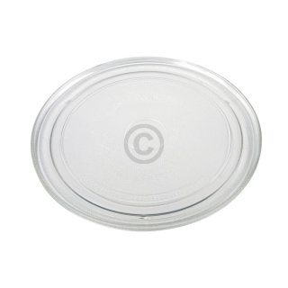 daniplus© Glas-Drehteller Ø 27cm für Sharp Mikrowelle - Nr: NTNT-A034WRF0