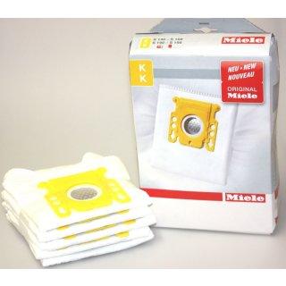 Original Miele Staubsaugerbeutel K/K 5x IntensiveClean Plus-Staubbeutel + 1xMotorschutzfilter + 1xAir Clean-Filter