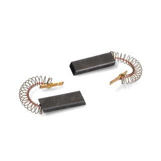 2 Motorkohlen Kohlebürsten4,8x12,3x35mm passend für Bosch Siemens AEG 00154740 / 154740