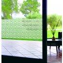 LINEA Fix Dekorfolie - statische Fensterfolie Blumen D-70...