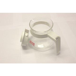 Melitta Ersatz-Kanne, Glaskanne Typ 1, 2 Tassen für Kaffeemaschine Aromaboy M25 / MA25