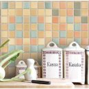 Klebefolie - Möbelfolie selbstklebend Mosaik Pienza...