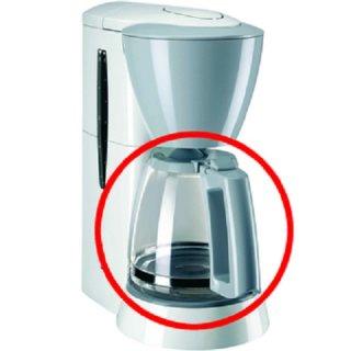 Melitta Glaskanne, Ersatz-Kanne Typ 120, grau für Kaffeemaschine M720 Single 5