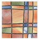 Fensterfolie Barcelona Adhesive - Klebefilm Bleiglas Look...