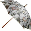 Regenschirm - Stockschirm - Eicheln Schirm