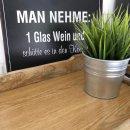 Klebefolie Holzdekor Möbelfolie Holz Eiche klar  67...