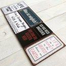5 Kühlschrankmagnete Set Motivation II Magnet im...