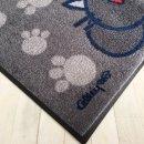 Waschbare Fußmatte - Katze - Cat ©Fulanitos...