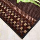 Waschbare Fußmatte - Hirsch grün 50x75 cm...