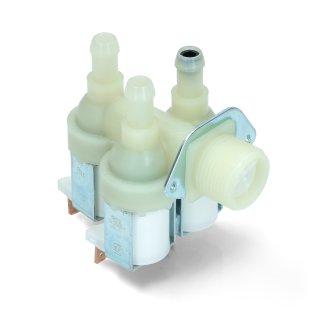 3-Fach Magnetventil Ventil für Miele Waschmaschine 1678013 (Ausgang 1 reduziert, 230V)