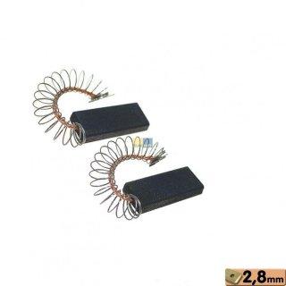 Motorkohlen 12,5x6,3x36mm für Waschmaschine AEG Electrolux 899645425095 5634700080