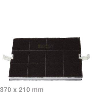 BSH Bosch Siemens Aktiv-Kohlefilter Z5114X0 370x210mm für Dunstabzugshauben -Nr : 351210