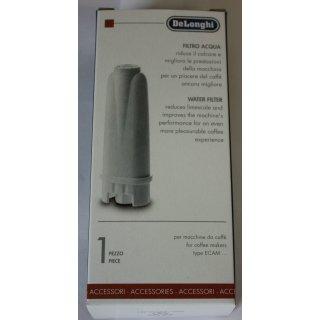 5 Stück DéLonghi Wasserfilter SER3017 für Kaffeevollautomaten der ECAM-Serie SPARPACK
