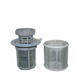 3-teiliges Siebset für Spülmaschine von Bosch Siemens SE 427903, Bauknecht, Whirlpool 481248058111