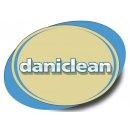 daniclean© dc004 / 50 Vlies Staubsaugerbeutel passend für AEG Ergo Essence, Progress PC 4200 - PC 4299 und 50 weitere