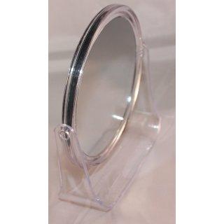 Standspiegel mit 3-Fach Vergrößerung Ø 10,5 cm Spiegel