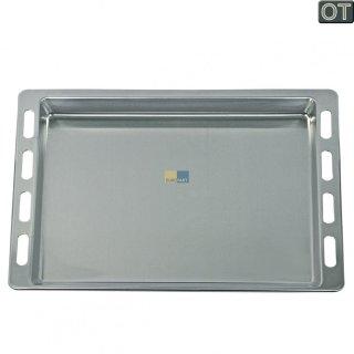 BSH Bosch Siemens Backblech Aluminium, 44,2 x 37 x 2,5cm - Nr.: HZ430001, HEZ430001, JZ11BA11, VVZ10H11, 740853