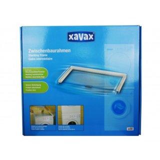 Xavax Original Zwischenbaurahmen 60 x 60 cm für Waschmaschine/ Trockner, einfach Montage - Nr: 00110815