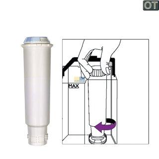 Siemens / Bosch Wasserfilterpatrone Claris für Kaffeeautomaten - Nr.: TCZ6003, 461732