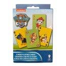 Paw Patrol Jumbo Spielkarten, 54 Karten für Mau Mau,...