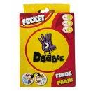 Asmodee Dobble Pocket Kartenspiel - finde das Paar, ab 6...