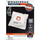 Wonderbag Compact Staubsaugerbeutel WB3051 für...