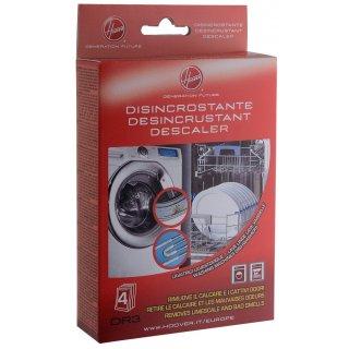 Hoover Entkalker DR3 für Waschmaschine, Spülmaschine - Nr.: 35601372 -AUSLAUF-