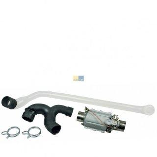 AEG Electrolux Service-Kit für Spülmaschine Heizelement, Schlauch, Steigrohr, Schlauchklemmen - Nr.: 5029010400/4
