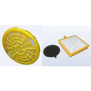 Hoover Filter-Set Standard, HEPA Filter U27 für Sensory 09205469, ersetzt U28, 09205451